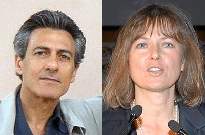 Annette Bongardt und Francisco Torres