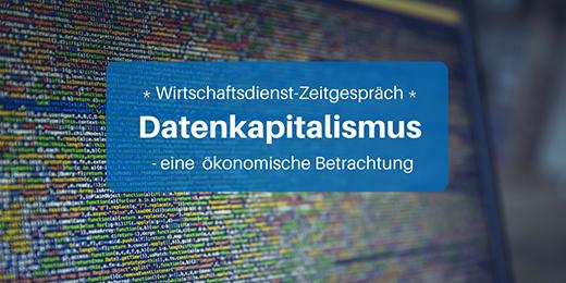 Zeitgespräch Datenkapitalismus